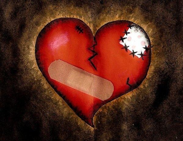quando l'amore finisce...imparare dal passato e ricostruirsi